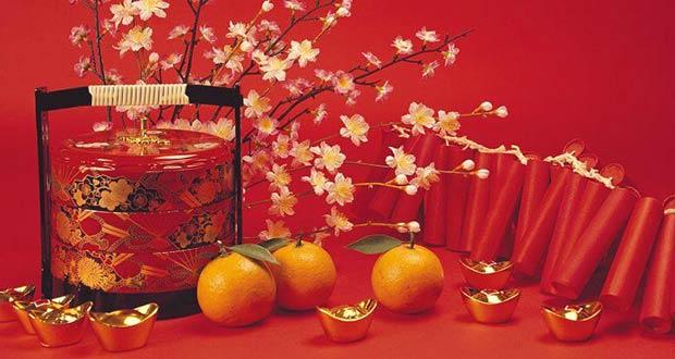 Китайские новогодние символы и талисманы
