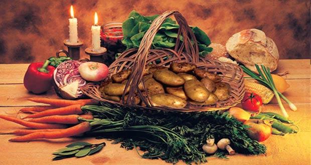 Постная еда и продукты