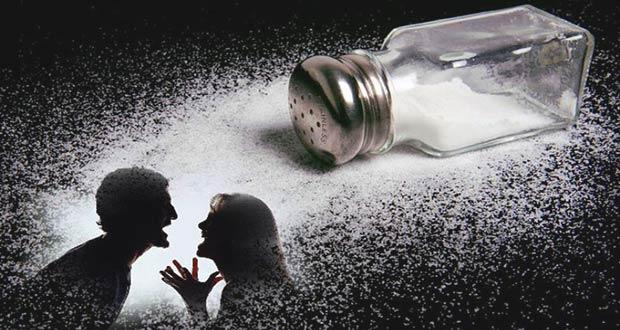 Семейная ссора из-за необоснованных суеверий