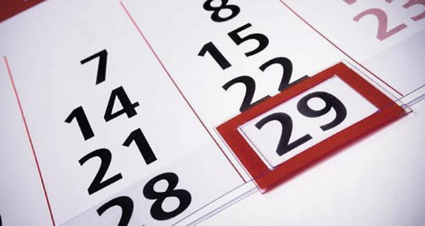 Самая важная дата високосного года - 29 февраля