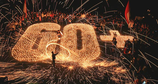Число 60+ главный символ данного события