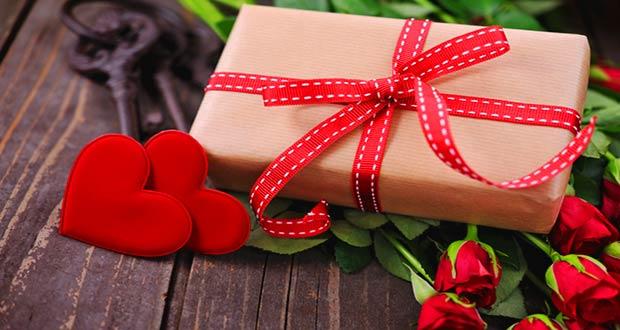 Подарок на 14 февраля и красивые сердца