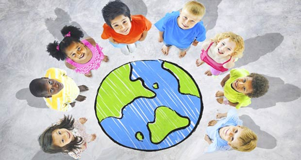 Дети всей планеты