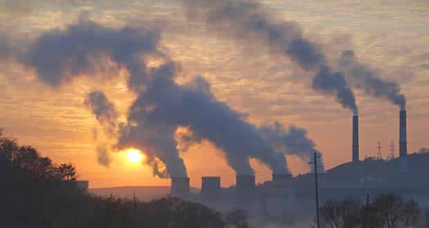 Загрязнение окружающей среды заводами