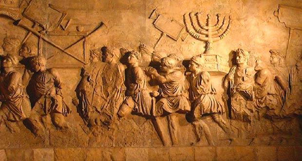 Восстание евреев под предводительством Иехуды