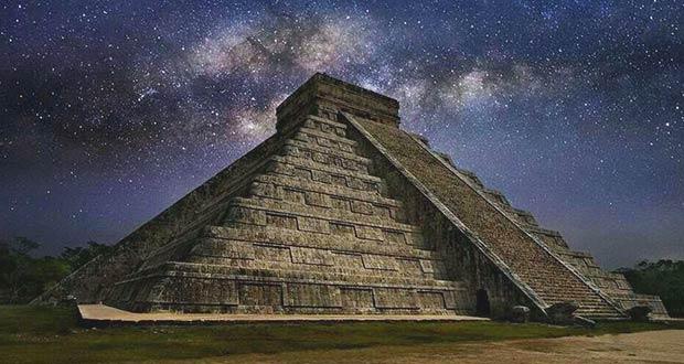 Пирамида на полуострове Юкатан