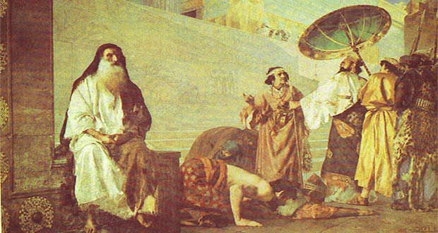 Мордехай не поклонился Аману