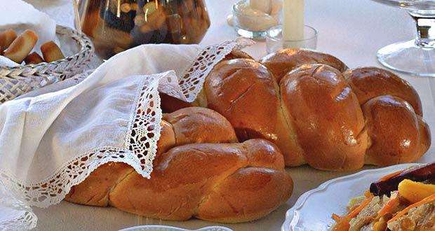 Хала - традиционный хлеб у евреев