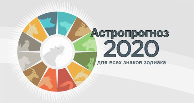 Астрологический прогноз на 2020 год