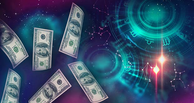 Доллары падают с неба