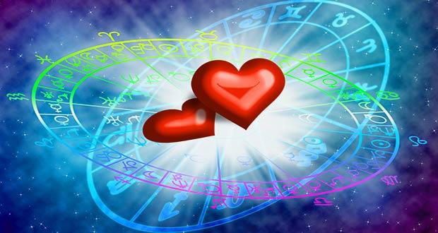Два сердца в зодиакальном круге