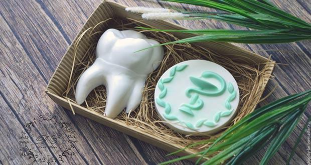 Красивый подарок для зубного врача