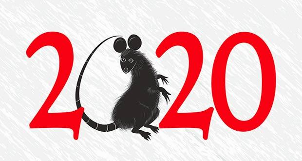 2020 год Крысы: события и даты