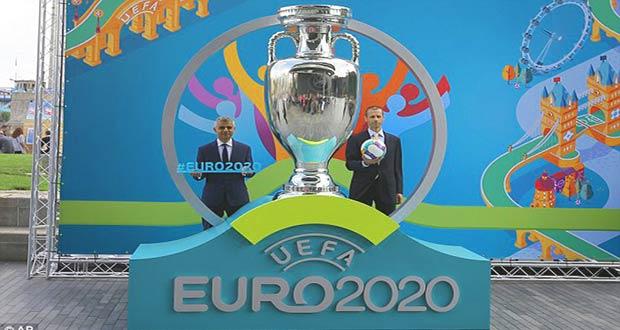 ЧЕ по футболу 2020