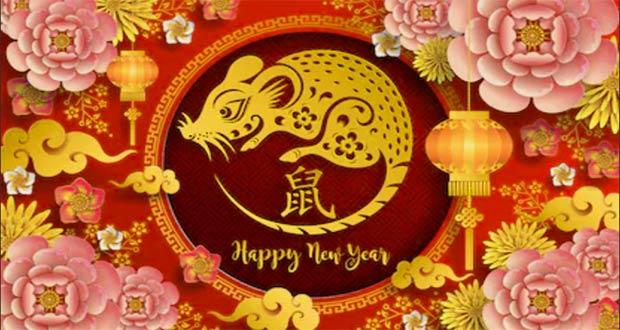 Китайский Новый 2020 год Крысы
