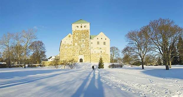 Финский замок Турку