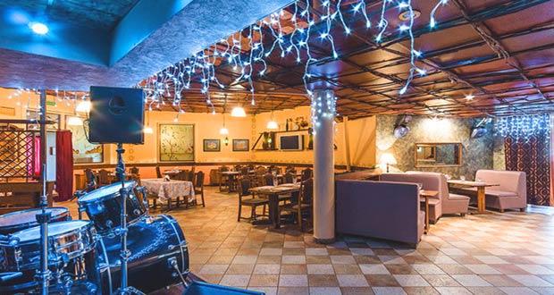 Интерьер ресторана в Минске под названием Родны Кут