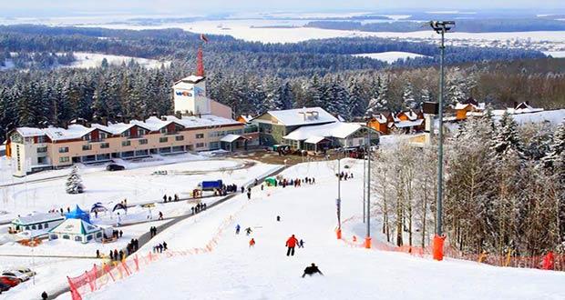 Отдых в Силичах - в прекрасном белорусском горнолыжном курорте