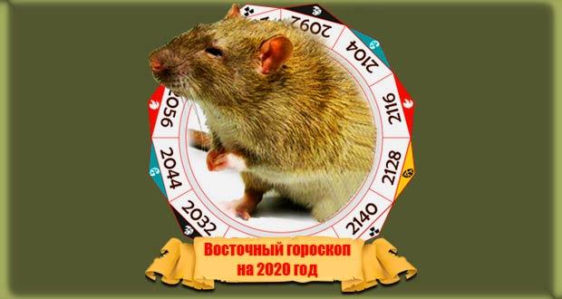 Гороскоп на 2020 год по восточному календарю