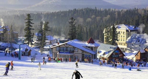 Базы отдыха лучшего зимнего курорта России - Шерегеша