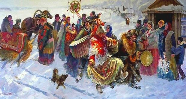 Старообрядческие народные гуляния