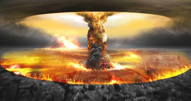 Мировой ядерный апокалипсис