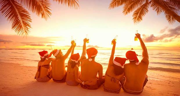 Празднование Нового года в Доминикане