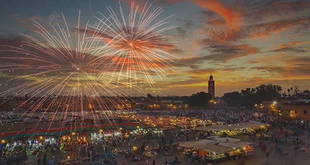 Новогодние праздники в Марокко