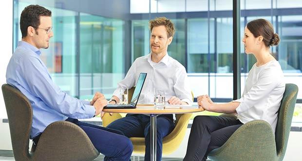Согласование отпуска между начальством и сотрудником