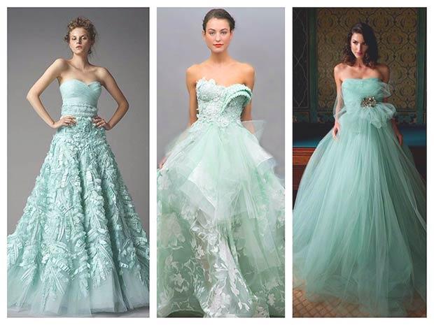 Модные свадебные наряды и платья 2020
