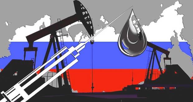 Зависимость экономики России от нефти и газа