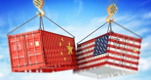 Экономическая борьба между США и Китаем