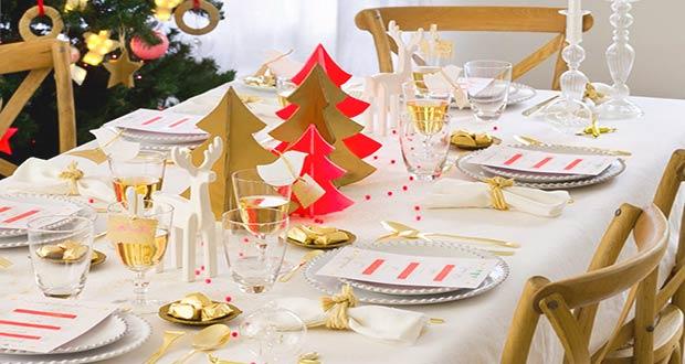 Украшение новогоднего стола на год Крысы 2020