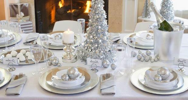 Сервируем новогодний стол к Новому 2020 году