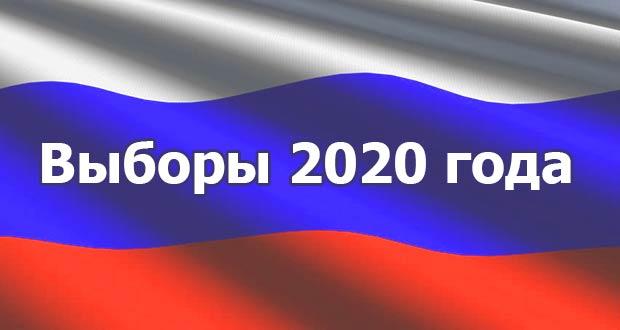 Выборы в 2020 году в России