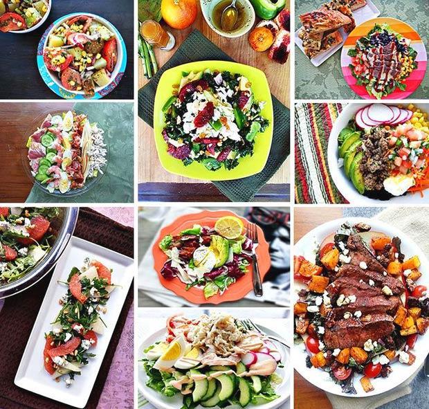 Вкусные салаты на Новый год 2020 (Крысы)