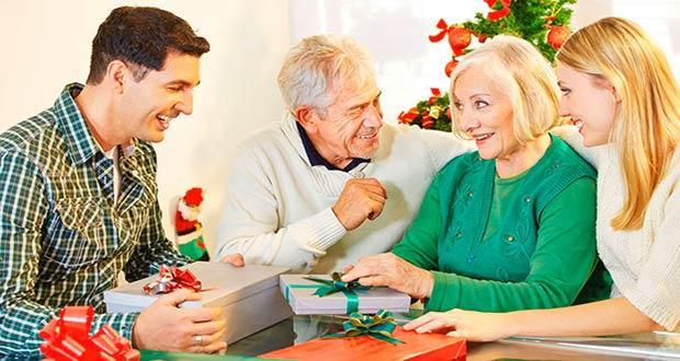 Что подарить родителям на Новый 2021 год