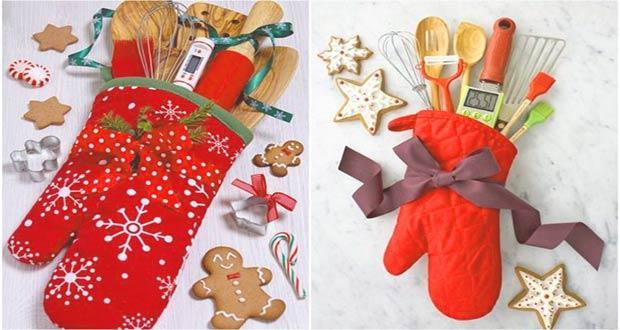 Новогодние подарки для близких своими руками