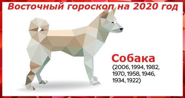 Гороскоп на 2020 год для Собаки: женщины и мужчины