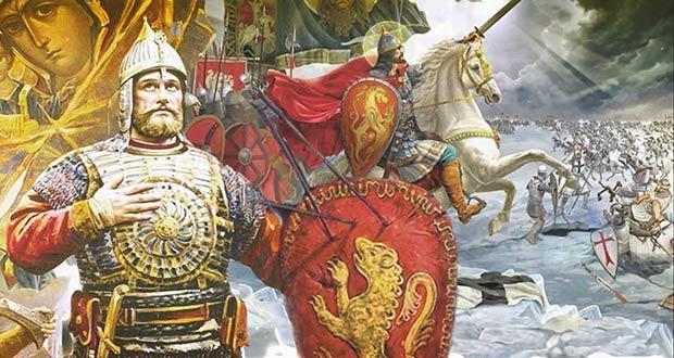 Памятная дата России: 800 лет А. Нескому
