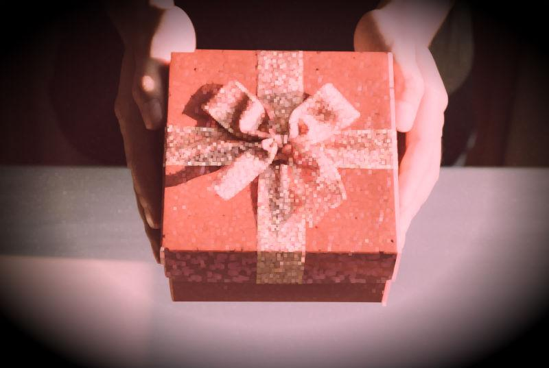 Подарок любимой девушке