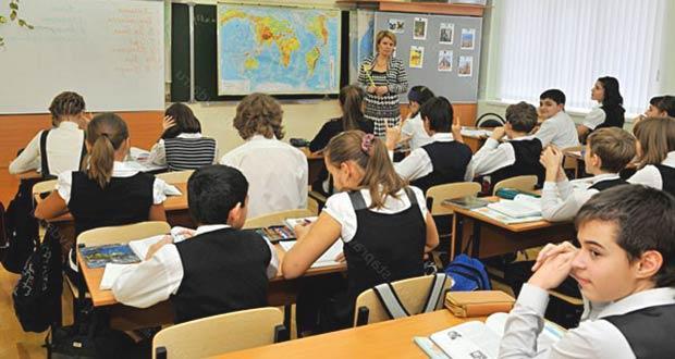 Учащиеся 4,5 и 6 классов сдают ВПР 2020