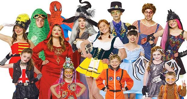 Карнавальные костюмы на Новый год