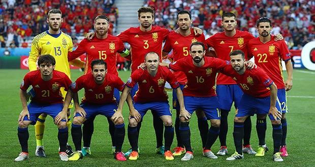 Команда Испании один из фаворитов на ЧЕ-2020 по футболу
