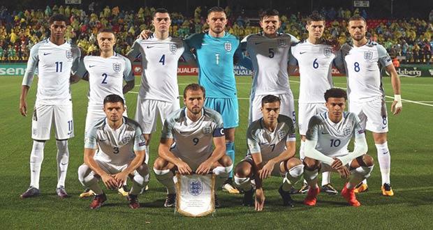 Команда Англии имеет большие шансы на победу в 2020 году