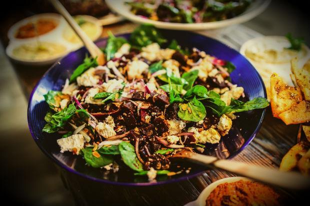 Новые рецепты салатов на Новый год, фото