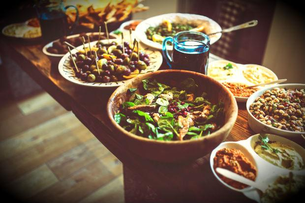 Закуски и салаты на Новый год: простые рецепты