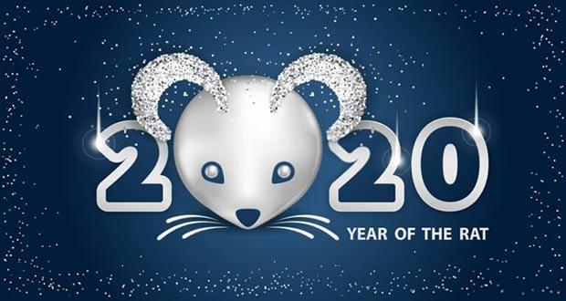 Крыса - китайский покровитель 2020 года
