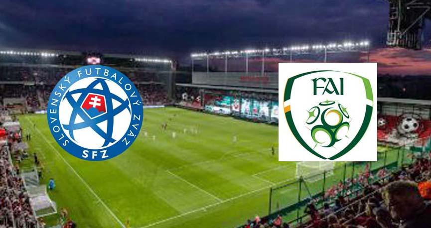 Ирландия-Словакия стыковой матч Евро-2020