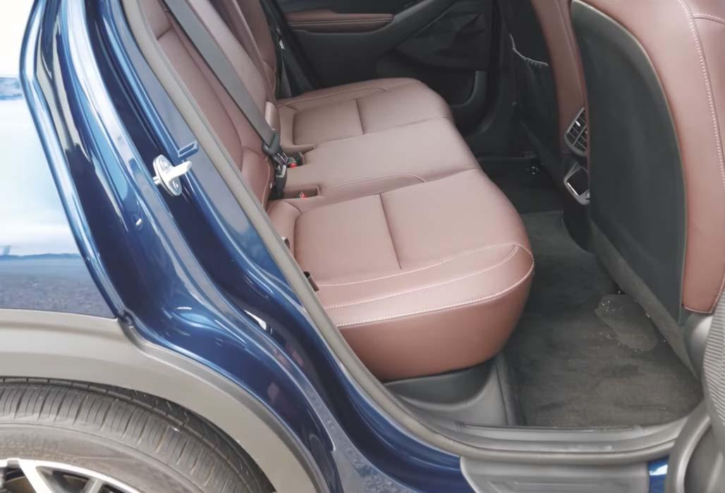 Фото - задние сидения